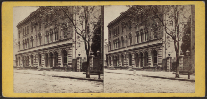 Astor_Library,_Lafayette_Place,_from_Robert_N._Dennis_collection_of_stereoscopic_views